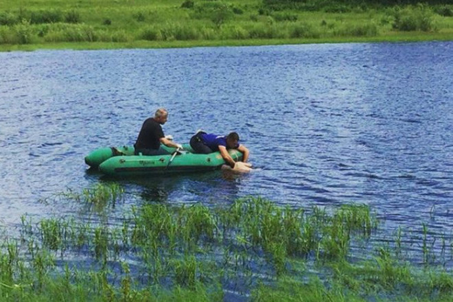 Ульяновские водолазы нашли утонувшего школьника