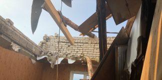 Последствия стихии: один человек погиб, двое пострадали