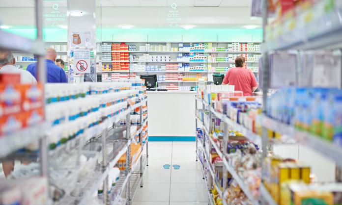 Кража в одной из ульяновских аптек попала на видео