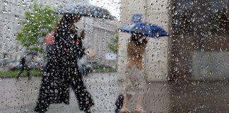 8 августа Ульяновскую область накроет ливень