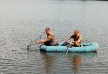 Утонувшего подростка могли «убить» рыболовные сети. Фото
