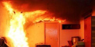 Под Ульяновском заживо сгорела пенсионерка