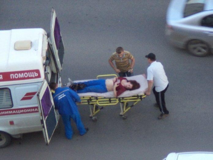 В Новом городе сбили женщину