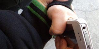 Ульяновский гопник избил мужчину и отобрал у него телефон