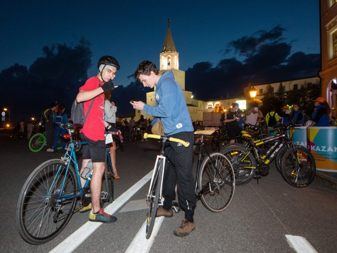 25 августа в Ульяновске состоится ночной благотворительный велофест