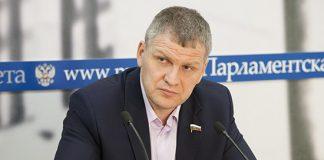 Депутат Государственной Думы РФ Алексей Куринный