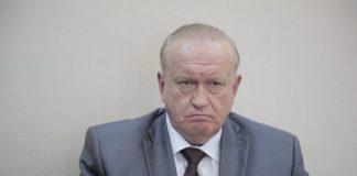 Валерий Малышев — председатель Законодательного собрания Ульяновской области шестого созыва