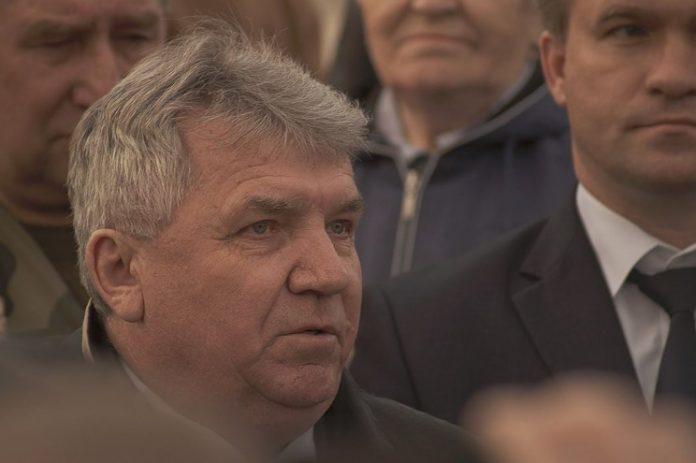 Мэр Ульяновска Сергей Панчин