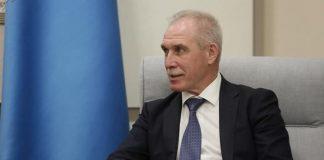 Сергей Морозов. губернатор Ульяновской области