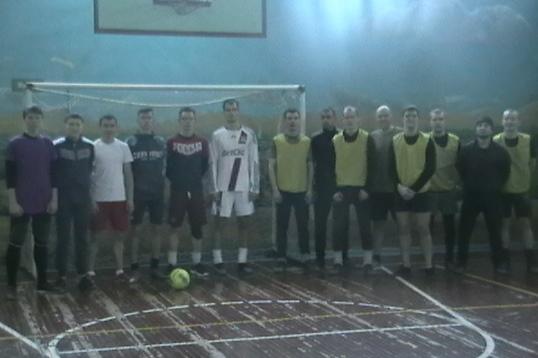 Спортивные состязания прошли между осужденными исправительных учреждений Ульяновской области и студентами УлГПУ
