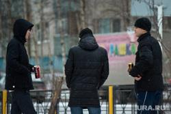 Снег и ветер. Нижневартовск, гопники, пиво, молодежь