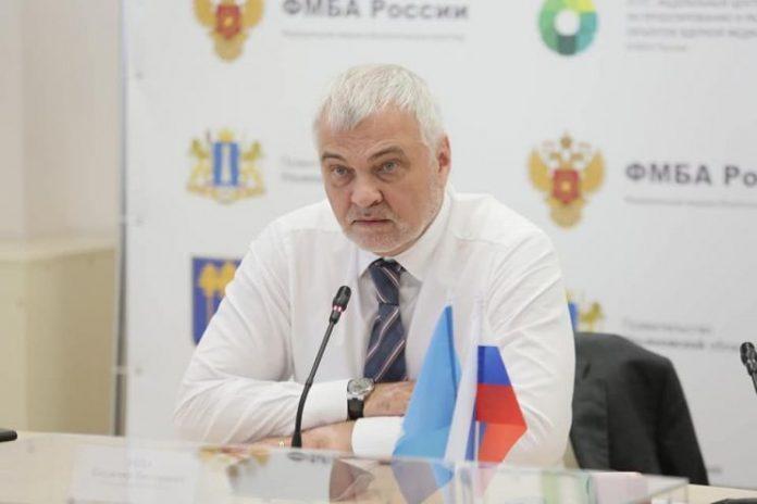 Владимир Уйба, руководитель федерального медико-биологического агентства