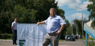 Александр Шканов, директор муниципального унитарного предприятия «Стройзаказчик»