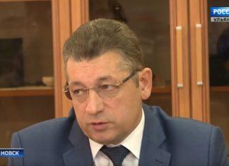 Геннадий Спирчагов, руководитель управления ФАС по Ульяновской области
